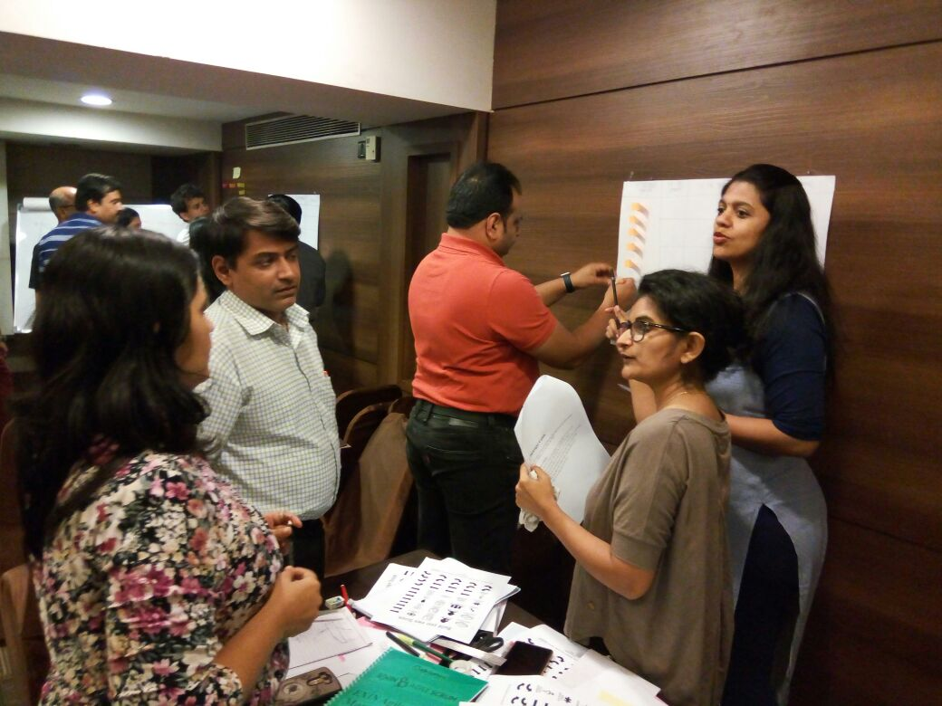 Agile Scrum master workshop Mumbai - October  2017