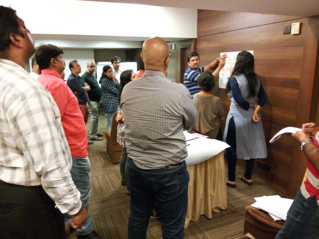 Agile Scrum master workshop Mumbai